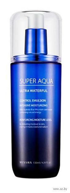 "Эмульсия для лица ""Ultra Waterful Control"" (130 мл) — фото, картинка"
