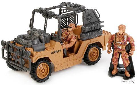 """Игровой набор """"Армейский джип"""" — фото, картинка"""