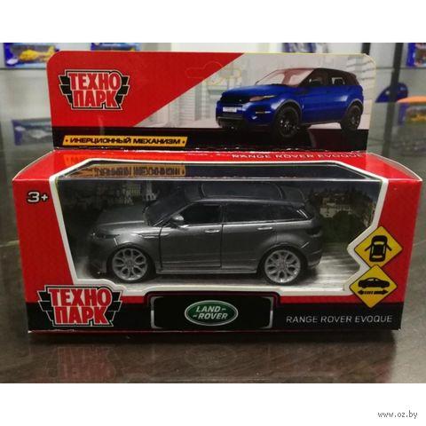 """Модель машины """"Land Rover Range Rover Evoque"""" (арт. EVOQUE-GY) — фото, картинка"""