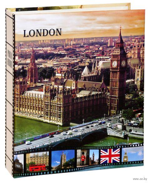 "Фотоальбом ""Лондон"" (200 фотографий; арт. 46488) — фото, картинка"
