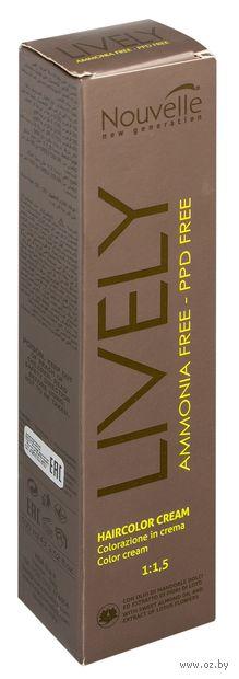 """Крем-краска для волос без аммиака """"Nouvelle"""" (тон: 000, укрепитель осветления)"""
