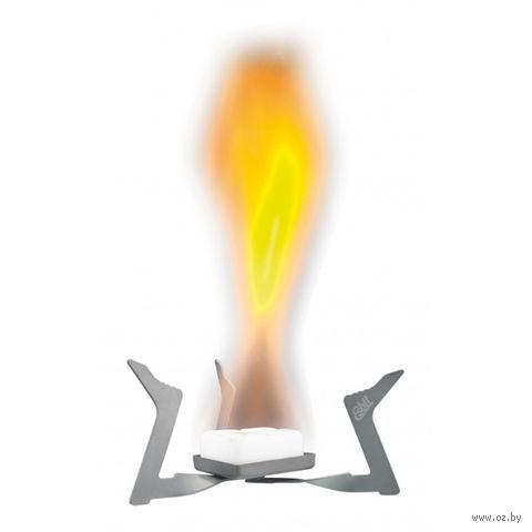 Печь для сухого горючего ST11.5-TI титановая — фото, картинка