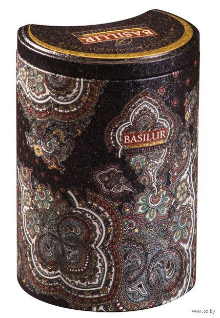 """Чай черный листовой """"Basilur. Волшебные ночи"""" (100 г; в банке) — фото, картинка"""