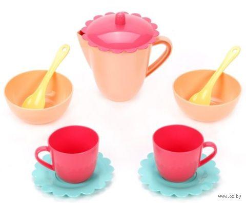 """Набор детской посуды """"Карамель"""" (арт. 39495) — фото, картинка"""