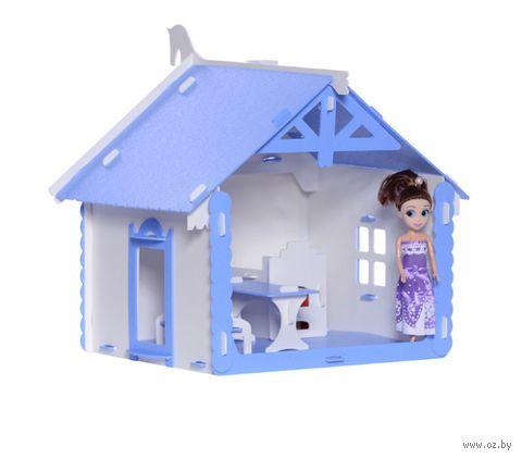 """Дом для кукол """"Деревенский домик Маруся"""" — фото, картинка"""