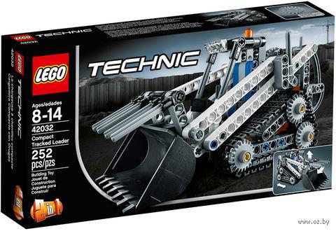 """LEGO Technic """"Гусеничный погрузчик"""""""