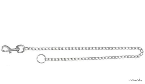 "Ошейник-цепочка с карабином для собак ""TRIXIE"" (80 см, арт. 21963)"