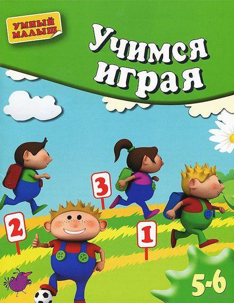 Учимся играя. Для детей 5-6 лет. Вера Кузнецова