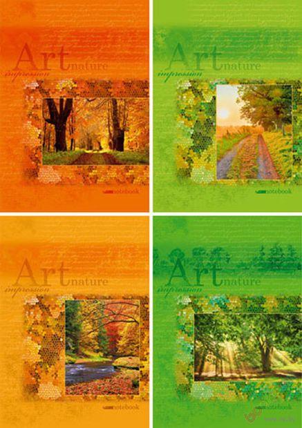 """Блокнот """"Art nature"""""""