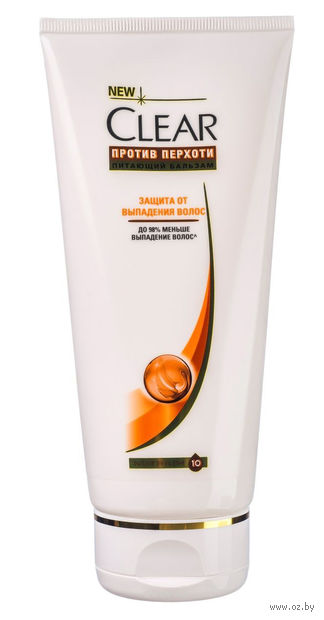 """Бальзам-ополаскиватель для волос """"Защита от выпадения волос"""" (180 мл) — фото, картинка"""