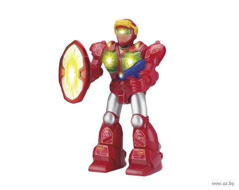 """Игрушка """"Робот. Кибер-рыцарь"""" (со световыми и звуковыми эффектами)"""