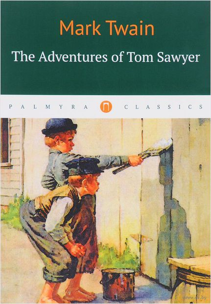 The Adventures of Tom Sawyer — фото, картинка