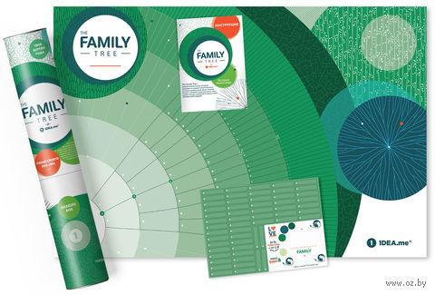 "Интерактивный постер ""The Family Tree"" (600х400 мм) — фото, картинка"