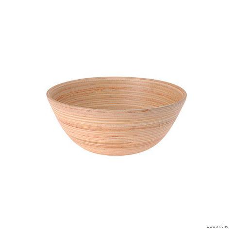 Салатник бамбуковый (17х7 см)