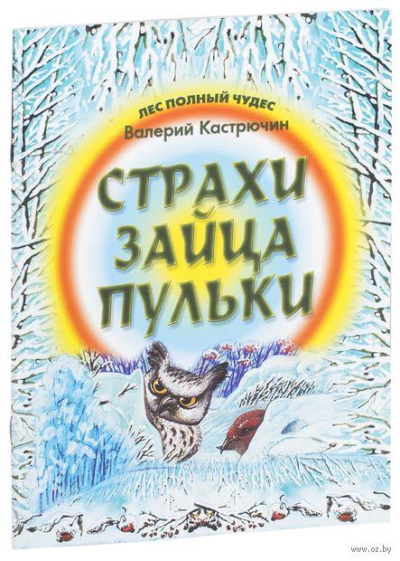 Страхи зайца Пульки. Валерий Кастрючин