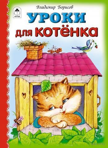 Уроки для котенка