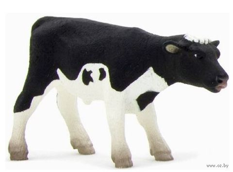 "Фигурка ""Animal Planet: Гольштинский теленок"""