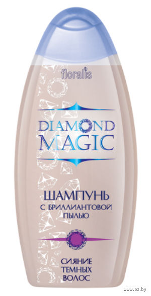 """Шампунь для волос """"Сияние темных волос"""" (350 мл)"""