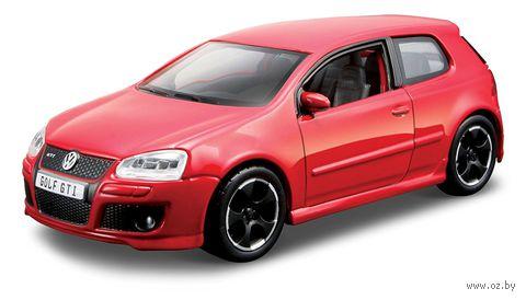 "Модель машины ""Bburago. Volkswagen Golf GTI"" (масштаб: 1/32) — фото, картинка"
