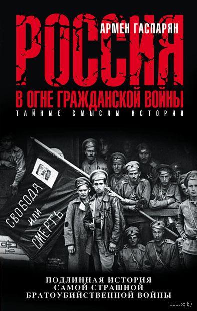Россия в огне Гражданской войны. Подлинная история самой страшной братоубийственной войны — фото, картинка