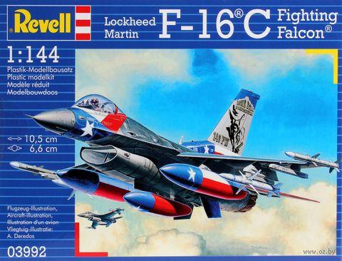 """Сборная модель """"Истребитель F-16 C Fighting Falcon"""" (масштаб: 1/144) — фото, картинка"""