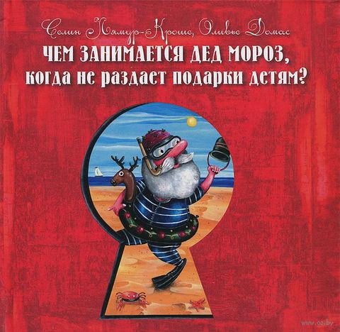 Чем занимается Дед Мороз, когда не раздает подарки детям?. Селин  Лямур-Кроше, Оливье Домас