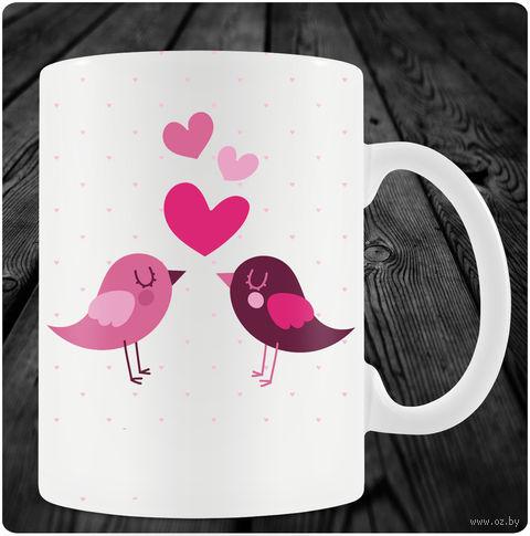 "Кружка ""День святого Валентина"" (арт. 38) — фото, картинка"