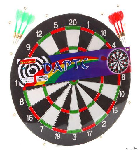 Набор для игры в дартс (арт. ВВ0310) — фото, картинка