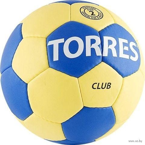 """Мяч гандбольный Torres """"Club"""" №2 — фото, картинка"""
