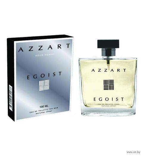 """Туалетная вода для мужчин """"Azzart Egoist"""" (100 мл) — фото, картинка"""