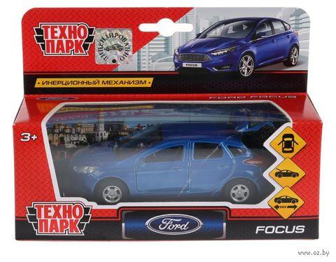 "Модель машины ""Ford Focus"" (арт. SB-17-81-FF3-WB) — фото, картинка"