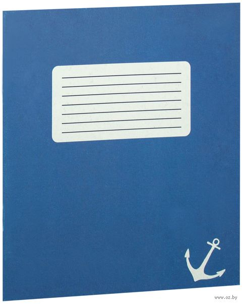 Тетрадь в косую линейку 12 листов (арт. 001352)