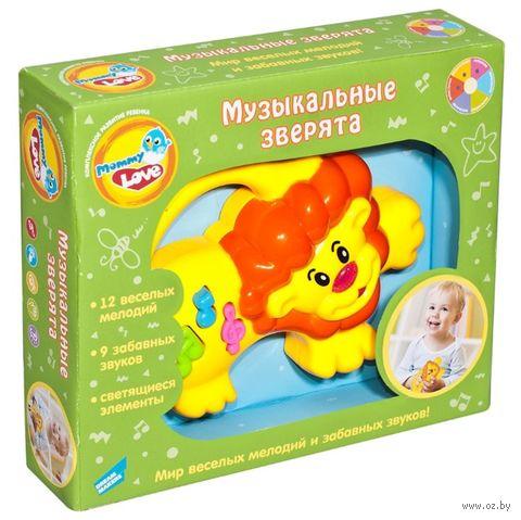 """Музыкальная игрушка """"Зверята"""" (со световыми эффектами) — фото, картинка"""