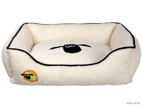 "Лежак для животных ""Shaun the Sheep"" (50х40 см) — фото, картинка"