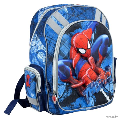 "Рюкзак ""Spider-man"" (арт. SMCB-RT2-836E) — фото, картинка"