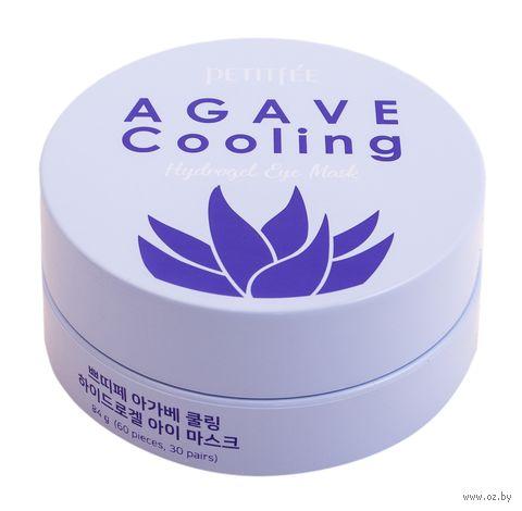"""Патчи для кожи вокруг глаз """"Agave Cooling"""" (60 шт) — фото, картинка"""