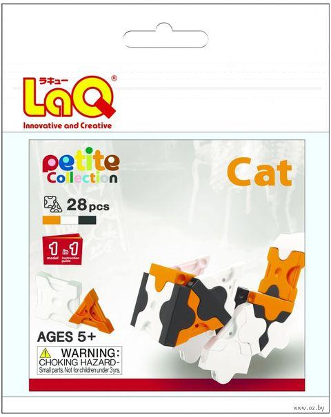"""Конструктор """"LaQ. Cat"""" (28 деталей)"""