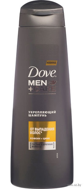 """Шампунь для мужчин DOVE """"От выпадения волос"""" (250 мл)"""