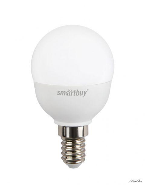 Лампа светодиодная LED P45 5W/4000/E14