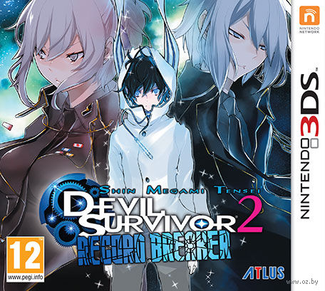 Shin Megami Tensei: Devil Survivor 2 Record Breaker (3DS)