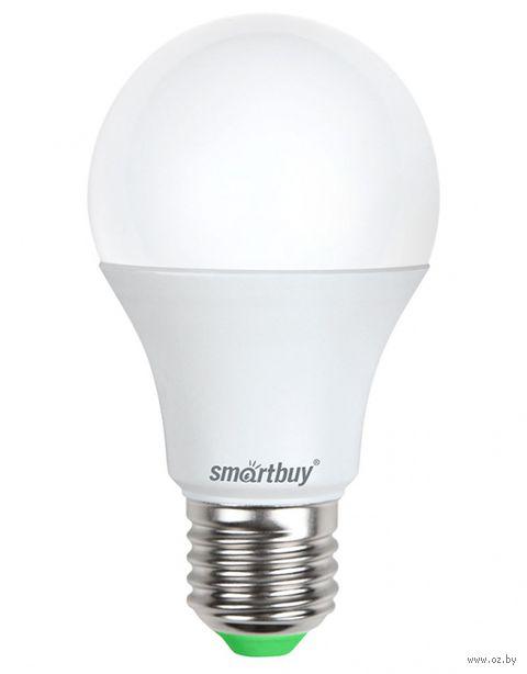Лампа светодиодная LED A60 05W/3000/E27