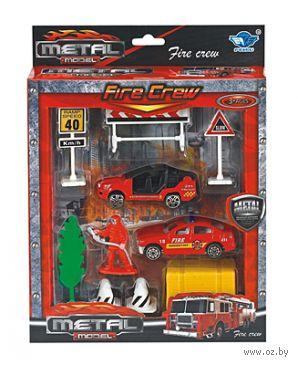 """Игровой набор """"Пожарная служба"""" (арт. И-4644) — фото, картинка"""