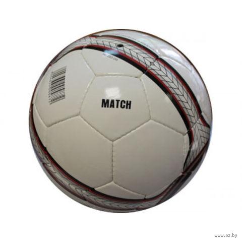"""Мяч футбольный """"Match"""" №5 (арт. 2102-259) — фото, картинка"""