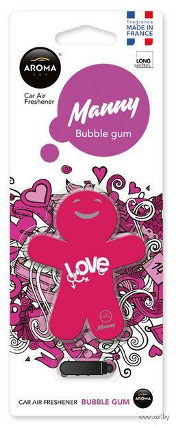 "Ароматизатор ""Manny"" (bubble gum) — фото, картинка"