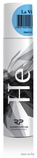 "Ароматизатор-спрей ""He"" (la Vie; арт. RW6210) — фото, картинка"