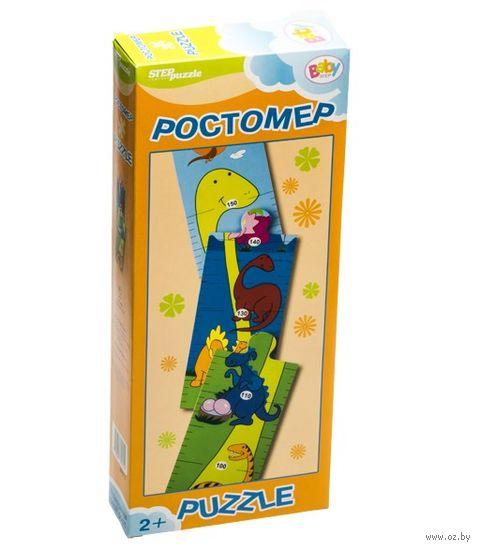 """Пазл деревянный """"Ростомер"""" (4 элемента) — фото, картинка"""