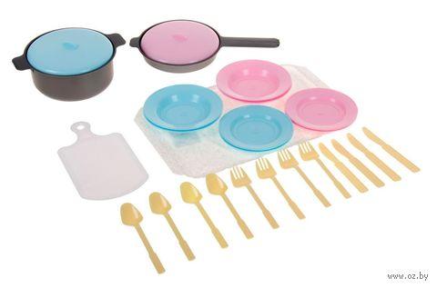 Набор детской посуды (арт. У525) — фото, картинка