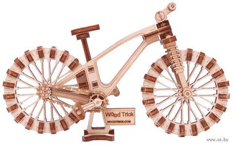 """Сборная деревянная модель """"Вудик. Мини велосипед"""" — фото, картинка"""