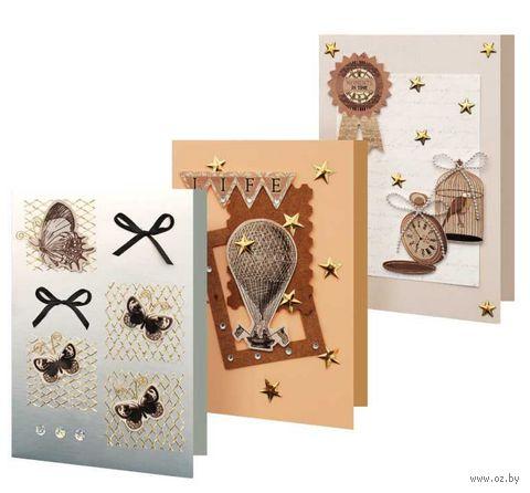 """Набор для изготовления открытки """"Вояж"""" — фото, картинка"""