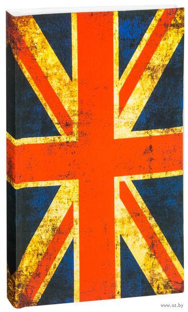 "Блокнот ""Британский флаг"" (А5)"